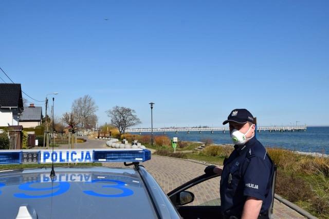 1400 pomorskich policjantów spędziło tegoroczną Wielkanoc na służbie