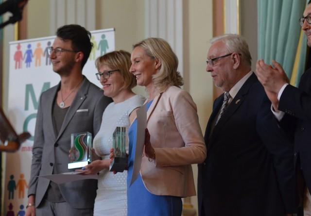 Nagrody Super Samorząd 2017 rozdano na Zamku Królewskim w Warszawie.
