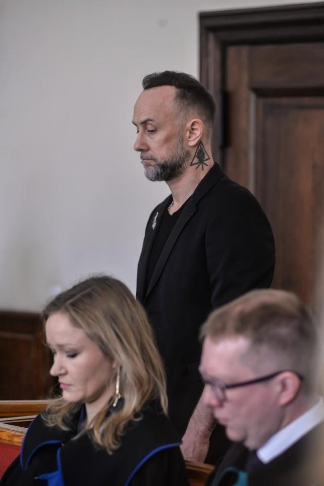 Nergal przed sądem 19.03.2018