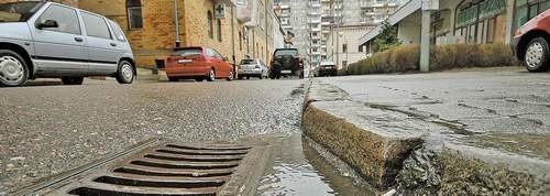 W 1497r. tsunami odczuli mieszkańcy Kołobrzegu. Fala dotarła aż do centrum, do ul. Mariackiej.