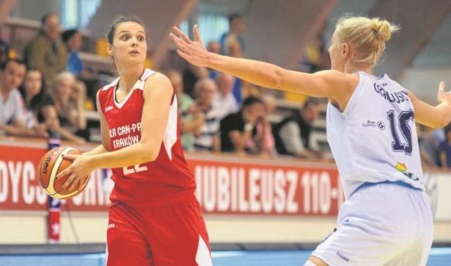 Agnieszka Szott-Hejmej (z lewej): CCC ma w składzie bardzo dobre zawodniczki ze Stanów Zjednoczonych