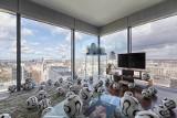 Tak mieszka Artur Boruc z żoną Sarą. Luksusowy apartament w chmurach z widokiem na całą Warszawę