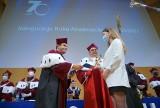 Inauguracja roku akademickiego 2020/2021 na Uniwersytecie Medycznym. Zobacz zdjęcia