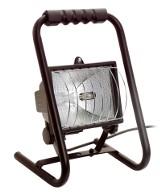 Przenośna lampa halogenowa z żarnikiem o mocy 400W