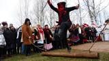Podlaskie Muzeum Kultury Ludowej. Zapusty w Skansenie 2020 (zdjęcia, wideo)