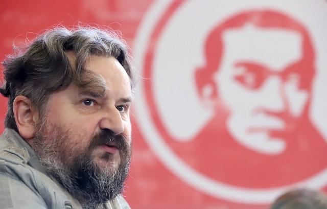 Waldemar Zawodziński ma kontrakt na stanowisko dyrektora  Teatru im. S. Jaracza do 31 sierpnia 2023 roku