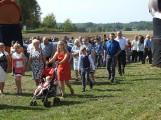 W Starej Rozedrance na dożynkach świętowała cała gmina (zdjęcia)
