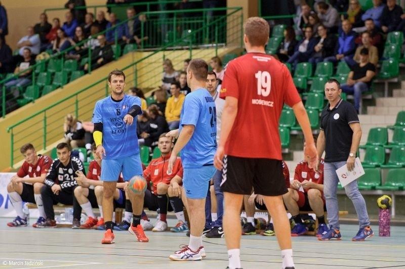II liga piłki ręcznej: MKS Brodnica - KS Szczypiorniak Olsztyn 37:36 (20:16)