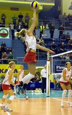 Natalia Krawulska jest w bardzo wysokiej formie w przededniu rozpoczęcia kolejnego sezonu Orlen Ligi