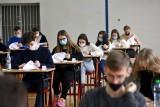 Generalna próba dla maturzystów przed tym, co wydarzy się w maju