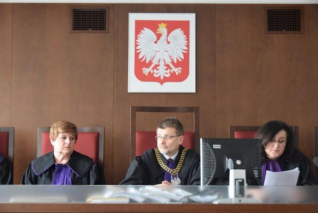 Sąd Okręgowy w Lublinie skazał Weronikę B. na 10 lat więzienia. Oskarżona nie stawiła się na ogłoszeniu wyroku