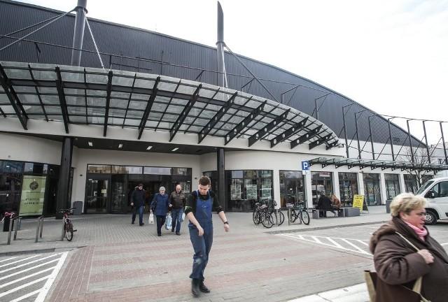 Remont jednego z najstarszych obiektów handlowych - ETC Gdańsk - dobiega końca