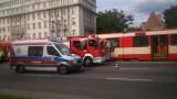 Zderzenie tramwajów na Hucisku. 11 osób zostało rannych [WIDEO, ZDJĘCIA]