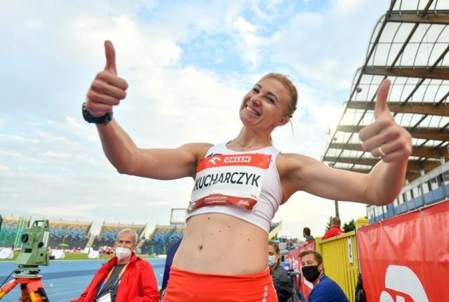 Karolina Kucharczyk jest w tym sezonie w rewelacyjnej formie. Nic dziwnego, że w Tokio celuje w najwyższe cele