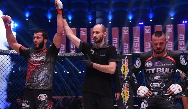 KSW 39: Khalidov wygrał z Mańkowskim [CAŁA WALKA YOUTUBE ONLINE ZA DARMO?]