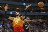 Zarażony koszykarz NBA stracił węch i smak. Rudy Gobert ma silne objawy