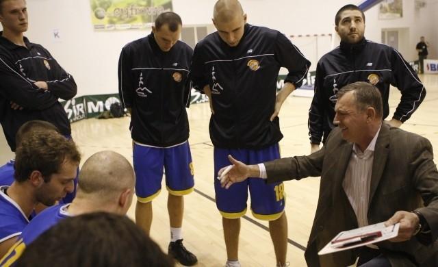 Tomasz Herkt wprowadził Zastal do koszykarskiej elity.