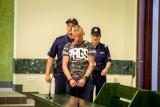 Tragedia na ul. Antoniukowskiej. Adrian K. pod wpływem narkotyków staranował pieszych. Sąd złagodził wyrok (zdjęcia)