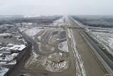 Budowa autostrady A1 w województwie łódzkim. Powstają pierwsze obiekty Miejsc Obsługi Pasażerów. Kiedy otwarcie autostrady A1?