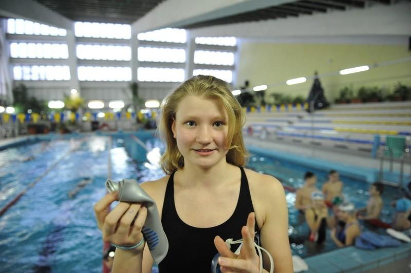 Diana Sokołowska w Mistrzostwach Europy seniorów spisała się znakomicie