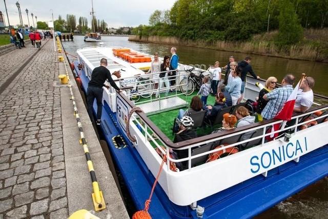 Rekordowy sezon gdańskich tramwajów wodnych