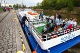 Rekordowy sezon gdańskich tramwajów wodnych. Przewiozły o blisko 20 tys. pasażerów więcej niż przed rokiem