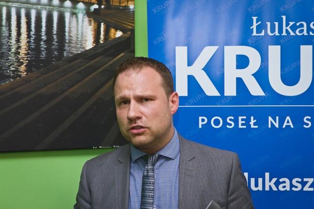 Łukasz Krupa został pełnomocnikiem prezydenta ds. metropolii bydgoskiej.