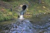 Stan alarmowy na rzece Łebie
