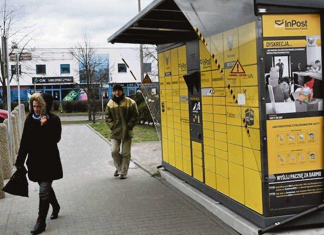 e2ded673a3951f W Bydgoszczy znajduje się już ponad 30 paczkomatów. Firma zaczynała od  instalacji dwóch urządzeń<