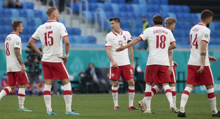 Polscy piłkarze zawiedli w meczu ze Słowacją. Jak dziś...