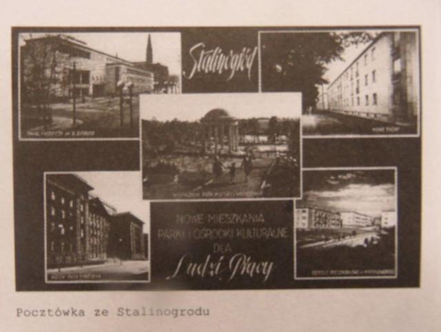 """Wernisaż wystawy """"Kiedy Katowice były Stalinogrodem"""" w środę 20 grudnia"""