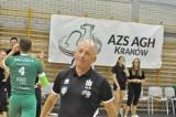 I liga siatkarzy. Trener Andrzej Kubacki zostaje w AZS AGH Kraków na kolejny sezon