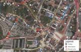 Będzie sporo zmian w ruchu drogowym na terenie Gorlic, nie można jeździć na pamieć