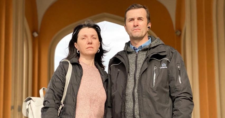 """Matka uwięzionego przez białoruski reżim Romana Protasiewicza: """"Błagam, pomóżcie, bo oni go tam zabiją"""""""