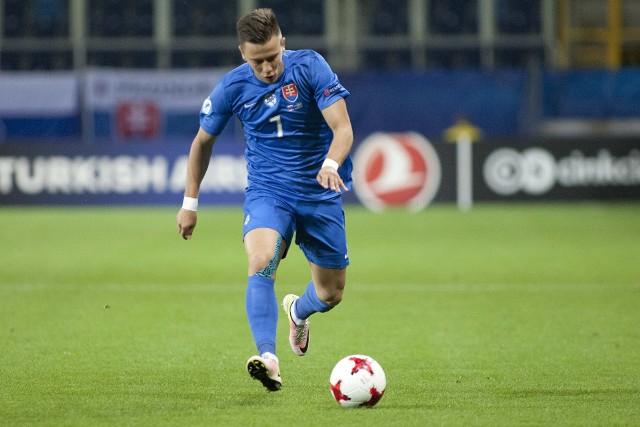 Jaroslav Mihalik zdążył już zadebiutować w drużynie narodowej