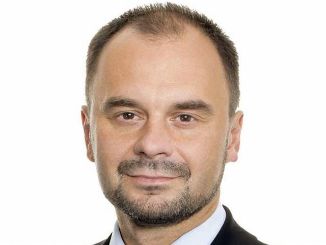 Adam Banaszak z PiS, radny sejmiku województwa.
