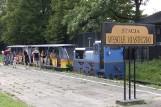 Parkowa Kolej Wąskotorowa nie powróci do parku w Chorzowie. Ależ to była świetna atrakcja