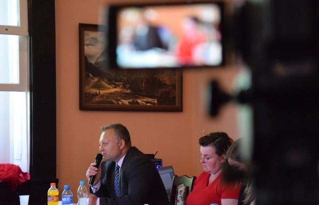 Robert Ś. i Katarzyna Z. rządzili w Byczynie w kadencji 2014-18.