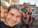 Wiceminister ze Stalowej Woli z rodziną odwiedził Warszawę, a prezydent miasta zorganizował synom męski dzień (ZDJĘCIA)