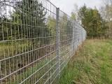 Kradną na potęgę! Znika ogrodzenie z działek na byłym terminalu w Gubinku. Sprawa została zgłoszona na policję