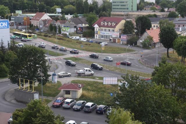 Rusza remont ulicy Zjednoczenia w Zielonej Górze. Będą zmiany w kursie niektórych autobusów MZK.