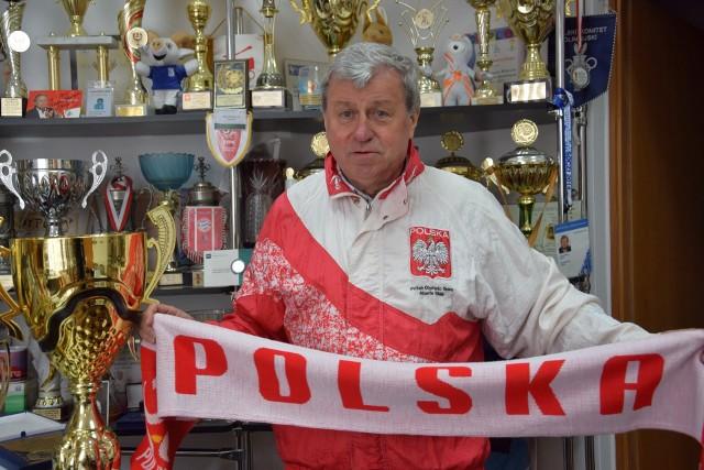 Adam Sokołowski, seryjny mistrz Polski kibiców