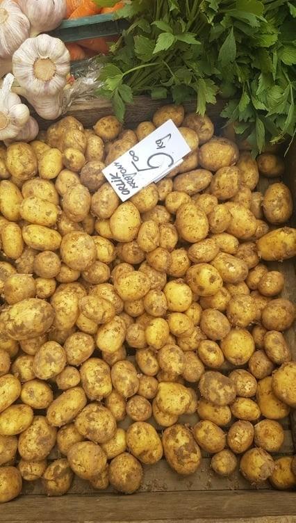 Ceny warzyw w ostatnim czasie wzrosły kilkukrotnie. Główną przyczyną są złe zbiory z 2018 roku