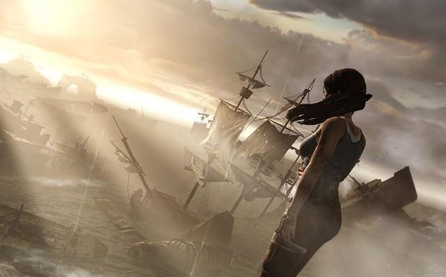 Tomb RaiderTomb Raider: Jaskinie i klify. Pierwszy dodatek już jest (wideo)