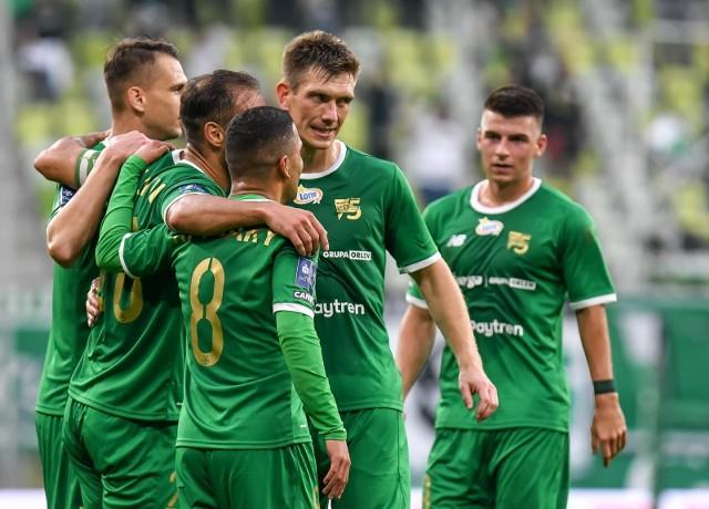 Oceny piłkarzy Lechii Gdańsk w grze FIFA 21