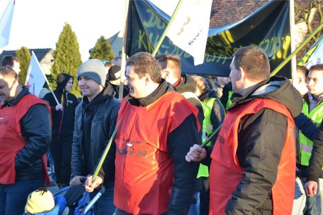 Górniczy związkowcy nie odwołali planowanego protestu