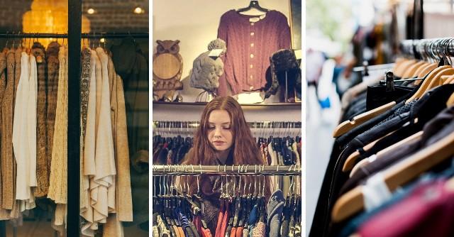 TOP 10 najlepszych second handów w Gdańsku, Gdyni i Sopocie. Gdzie kupimy odzież używaną w dobrym stanie w Trójmieście? Sprawdź!