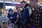 Drugi dzień targów edukacyjnych w hali na osiedlu Lotnisko w Grudziądzu [zdjęcia]
