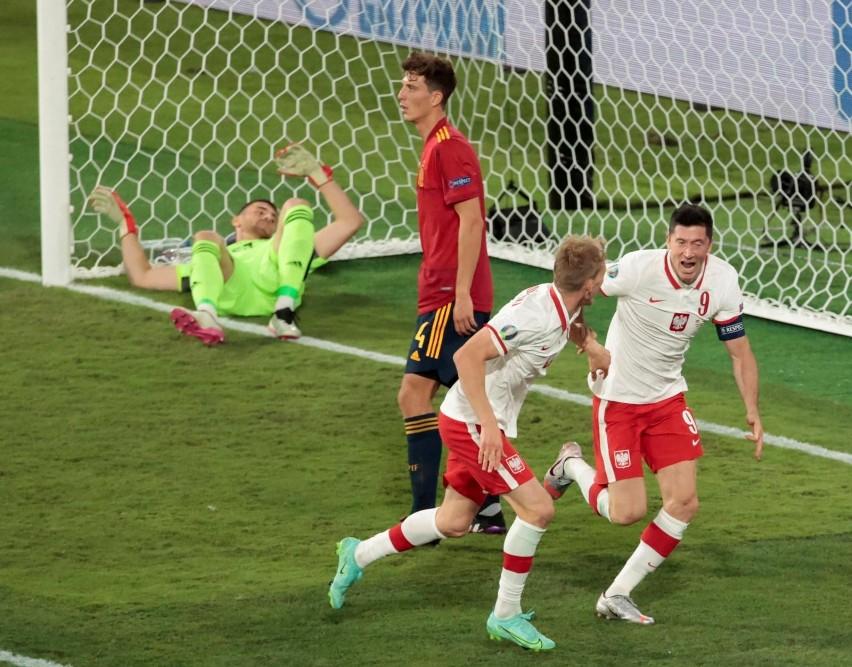 Euro 2020. Mecz Polska - Szwecja. Przewidywany skład Polski na mecz ze Szwecją