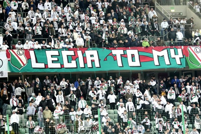 Chcesz iść na mecz Legia - Śląsk? Oto co musisz zrobić